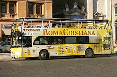 Tour di Roma con Open Bus Hop-on Hop-off